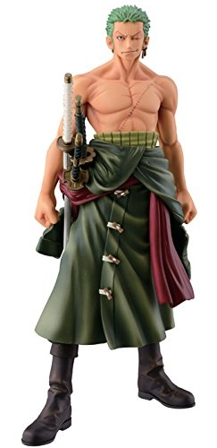 Banpresto - Figurine One Piece - Master Star Piece The Roronoa Zoro