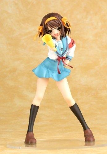 The Melancholy of Haruhi Suzumiya (1/8 Scale PVC)