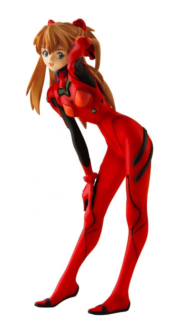 """Neon Genesis Evangelion"" Asuka Langley Shikinami emotion style"