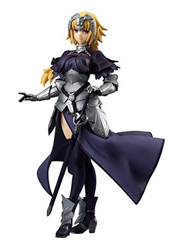 Furyu Fate Grand Order Ruler Jeanne d'Arc Action Figure, 7""