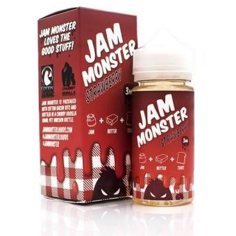Jam Monster- Strawberry
