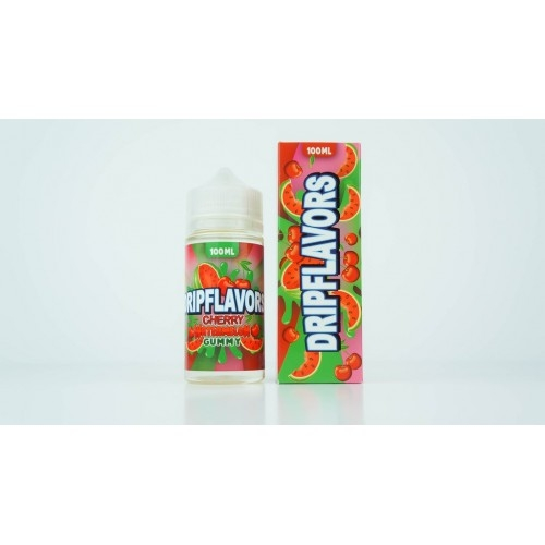 Electric Lotus Dripflavors Cherry Watermelon Gummy