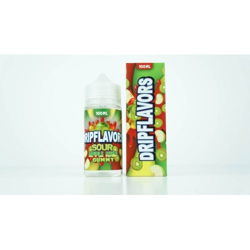Electric Lotus Dripflavors Green Apple Kiwi