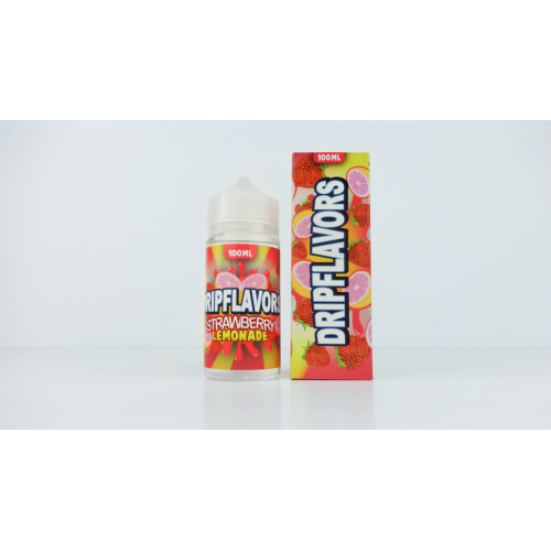 Electric Lotus Dripflavors Strawberry Lemonade