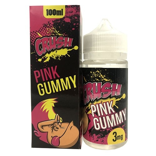 CRUSH Pink Gummy