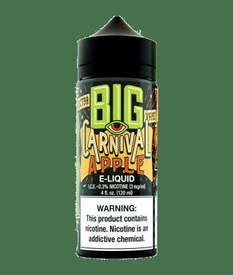 Big Bottle Carnival Apple