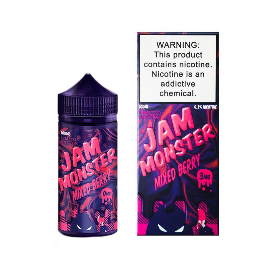 Jam monster- Mixed berry