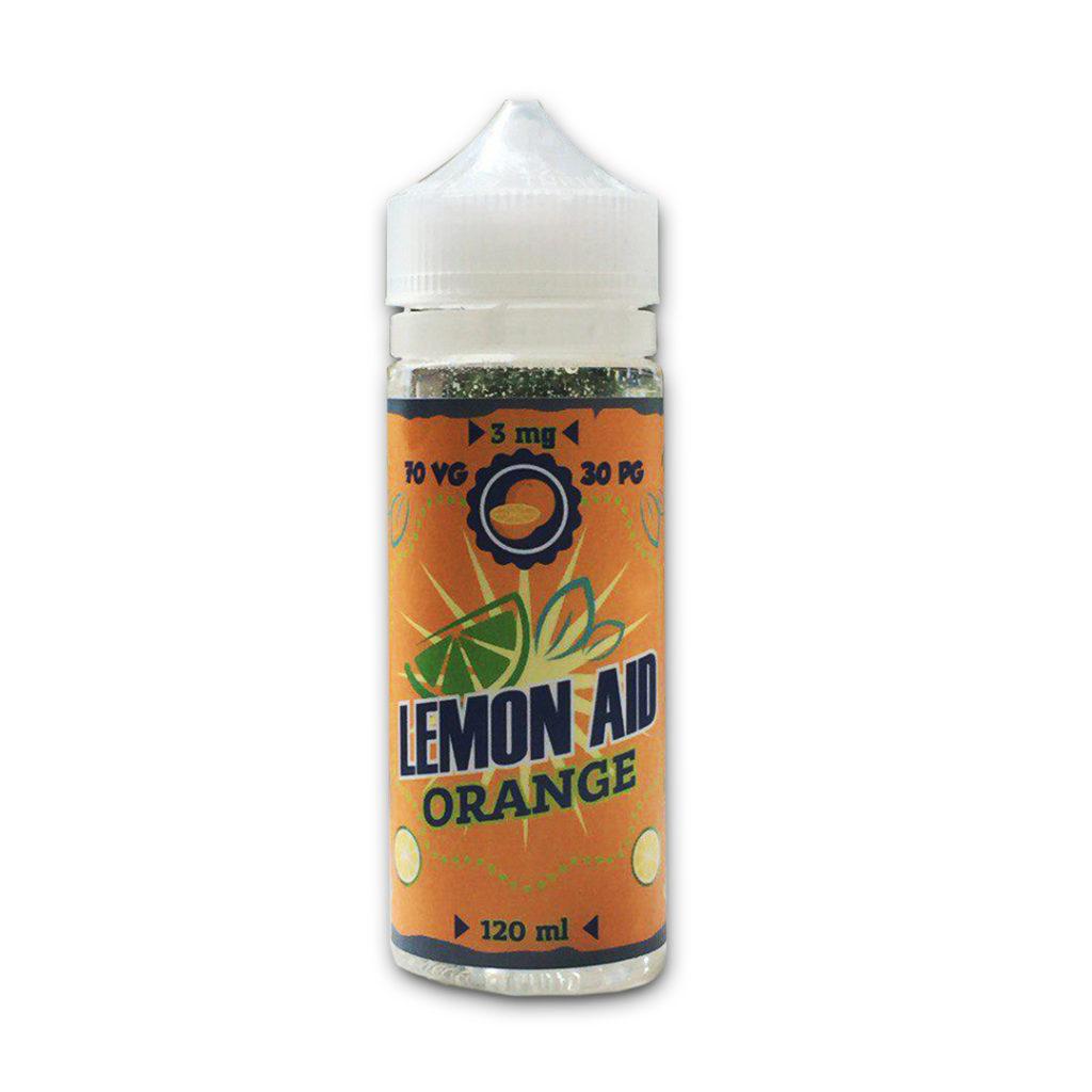 Lemon Aid Orange