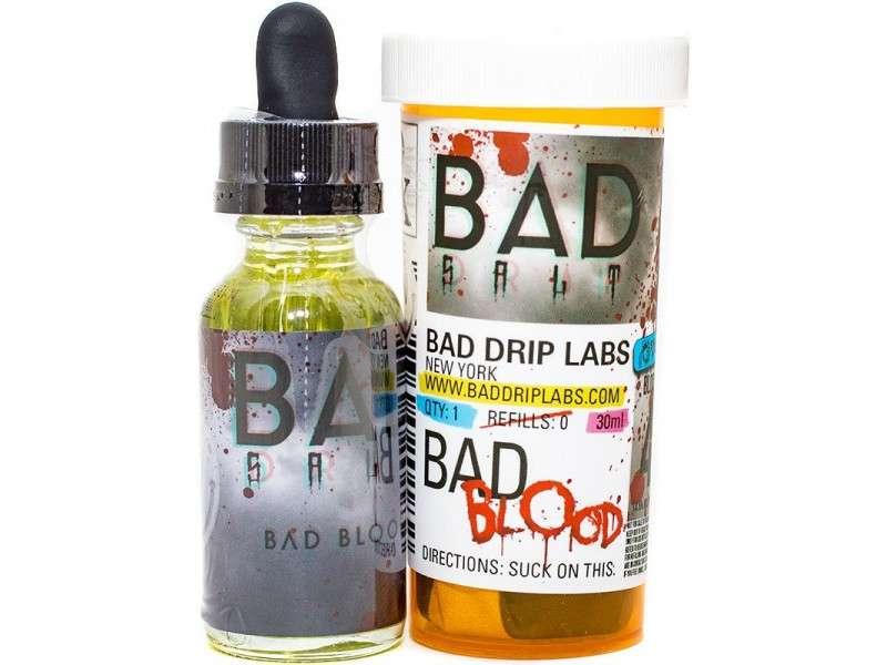 Bad Salts Bad Blood