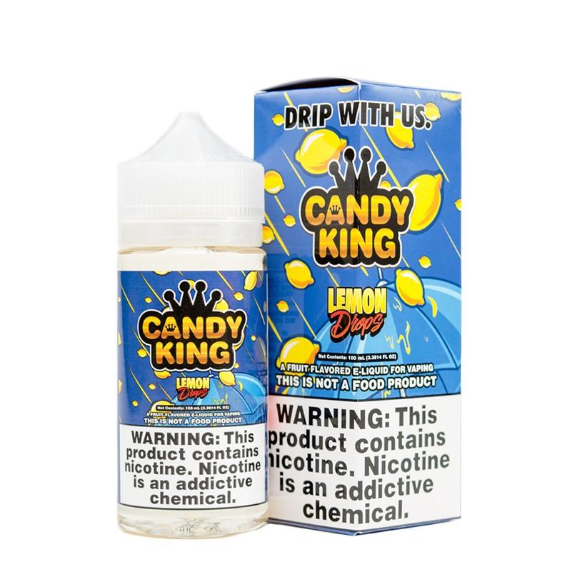 Candy King SALT Lemon Drops