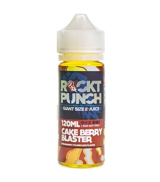 Rockt Punch Cake Berry Blaster