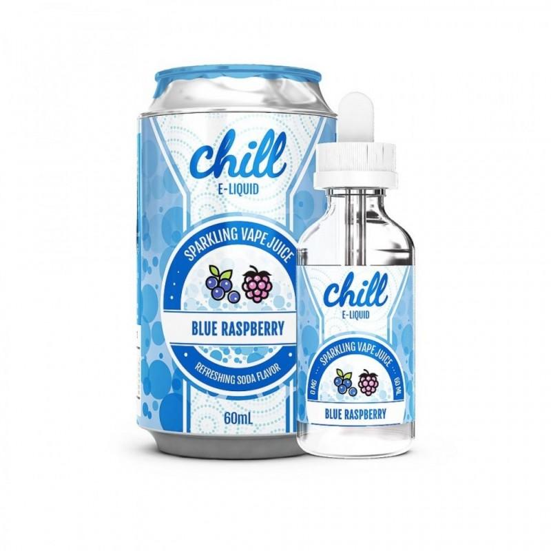 CHILL Blue Raspberry
