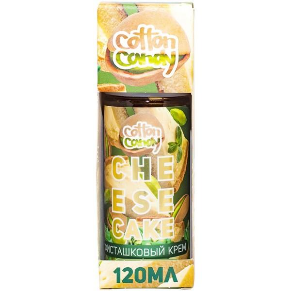 Cotton candy POPCORN Фисташковый крем