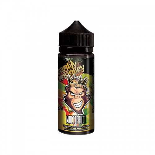 Frankly Monkey Black Edition Multifruit
