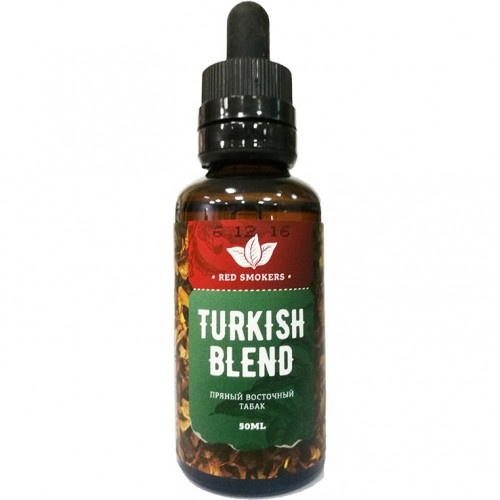 RedSmokers Turkish Blend