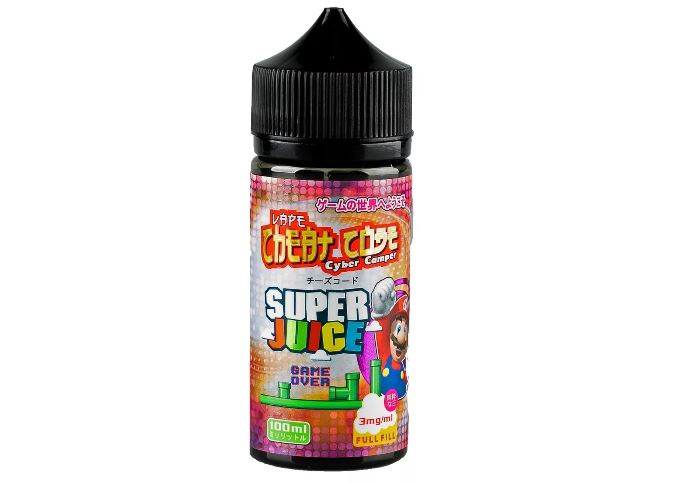 CHEAT CODE   Super Juice