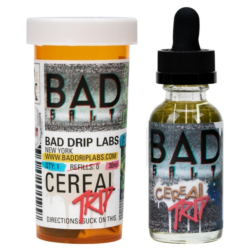 Bad Salts Cereal Trip