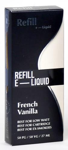 Refill  Shake and Vape-French Vanilla