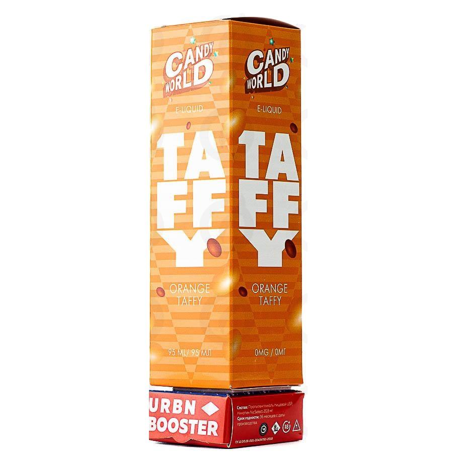 CANDY WORLD Orange Taffy