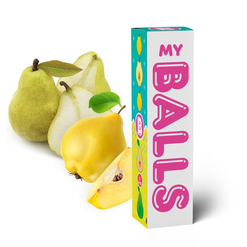 BALLS - Pear Quince