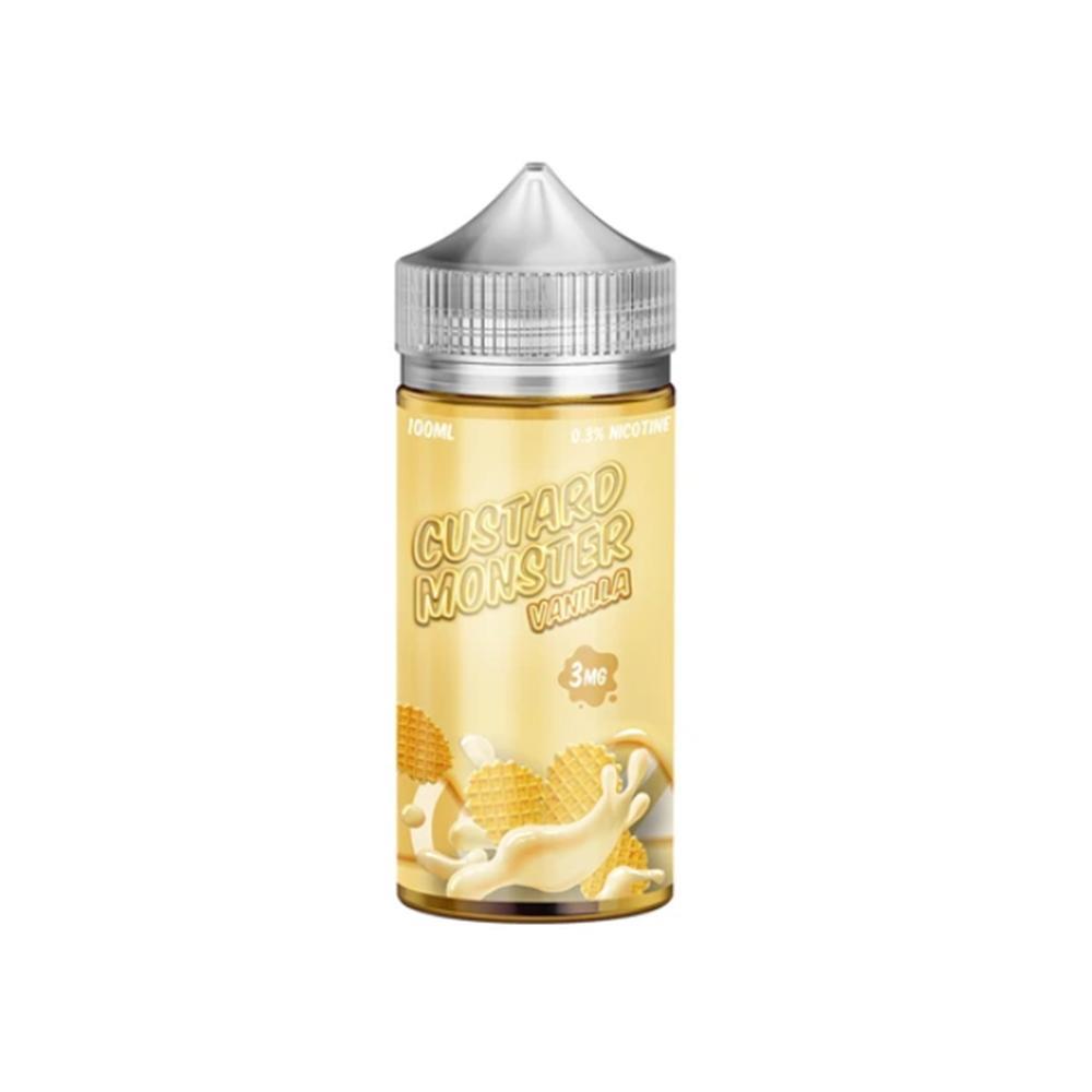 Custard Monster Vanilla (Ванильный заварной крем) 100мл