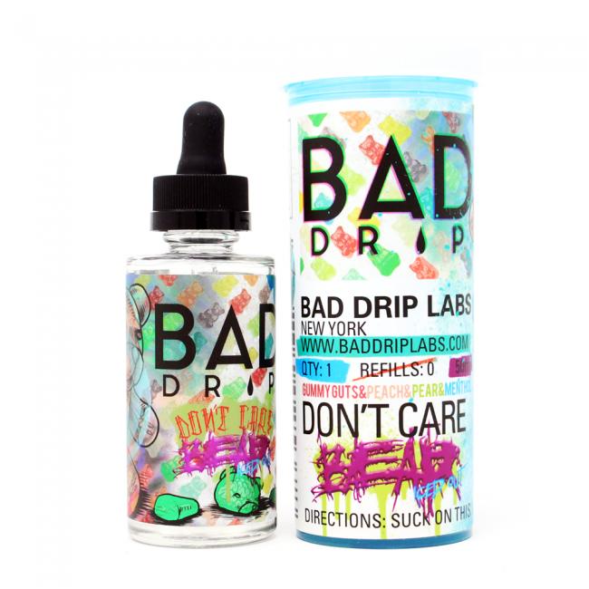Bad Drip DON'T CARE BEAR ICE